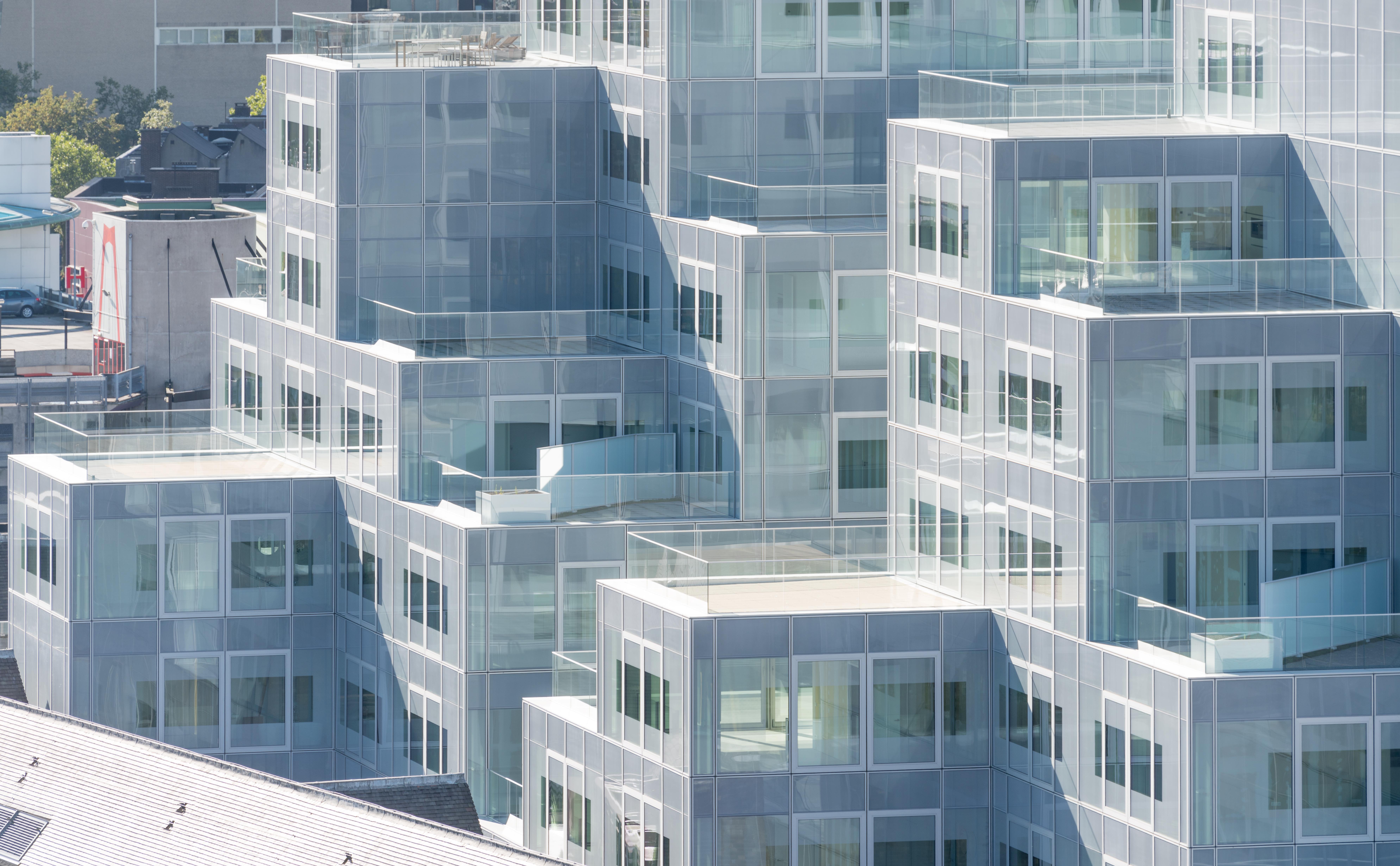 〔안정원의 디자인 칼럼〕 로테르담의 독특한 주상복합건물, 티메르하위스 2
