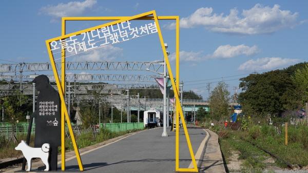[포토에세이-김유정 역] 소설 속으로 들어가다