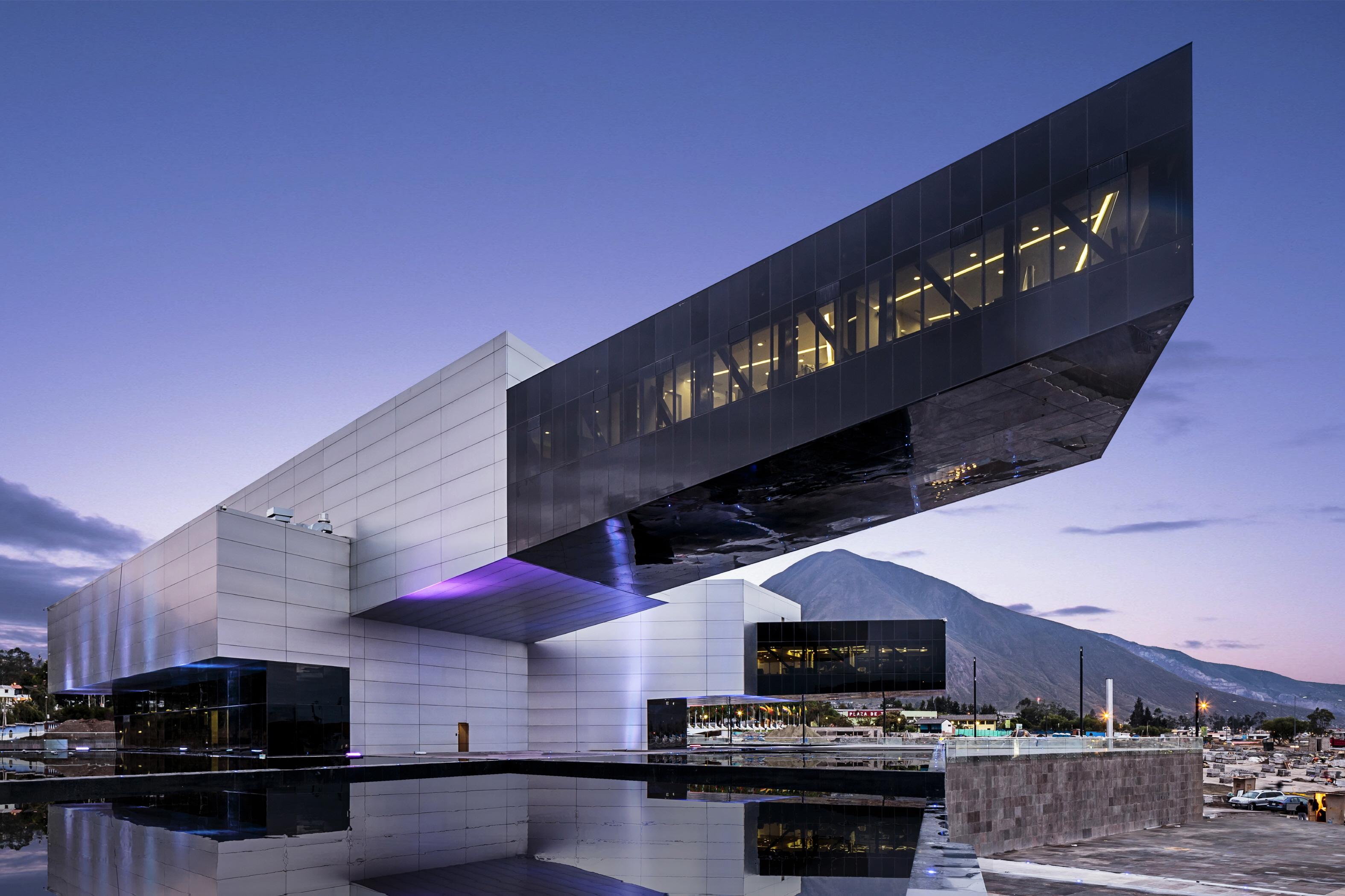〔안정원의 건축 칼럼〕 하나 된 남미의 목소리와 미래 비전을 담아낸 남미국가연합본사 1