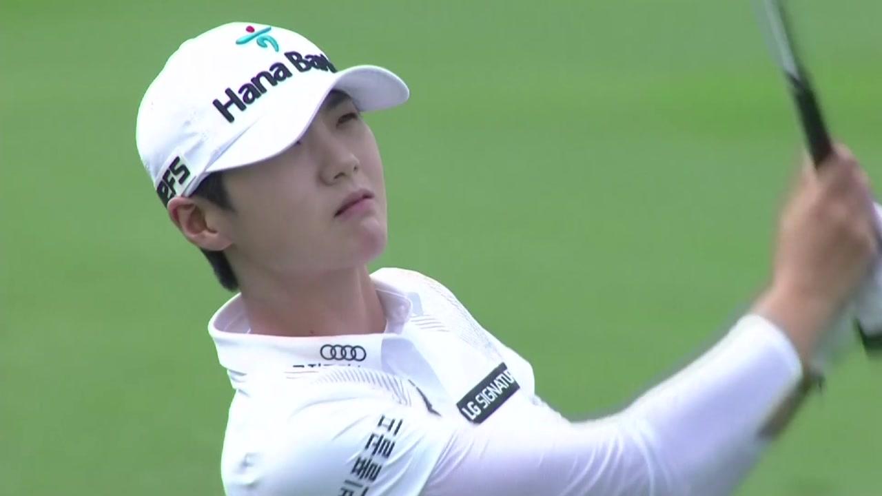 김시우, PGA OHL클래식 3위...시즌 첫 '톱 10'