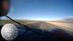 세계에서 가장 빠른 차...'최고 시속 457km'