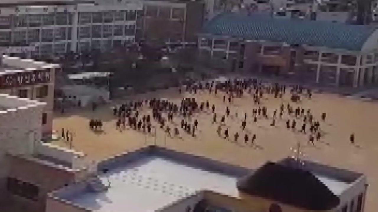 포항 지진 발생하기 전, 이미 전진도 있었다