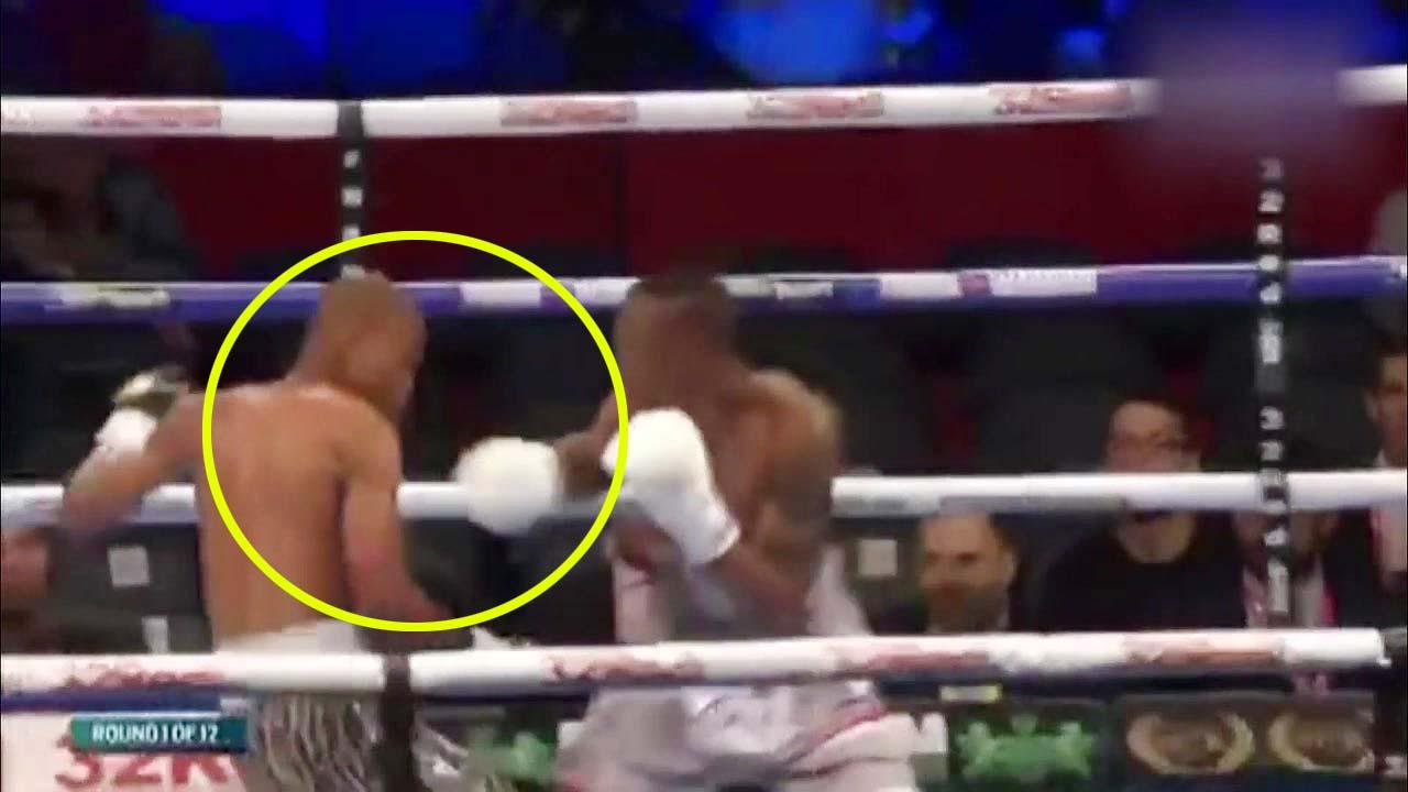 [지구촌생생영상] '11초 만에 KO승'...복싱 타이틀전 사상 최단 기록