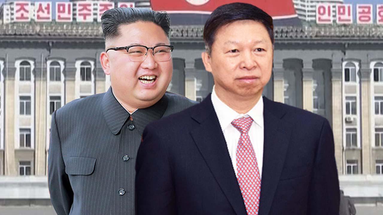 방북 시진핑 특사, 김정은 면담 불발되나?