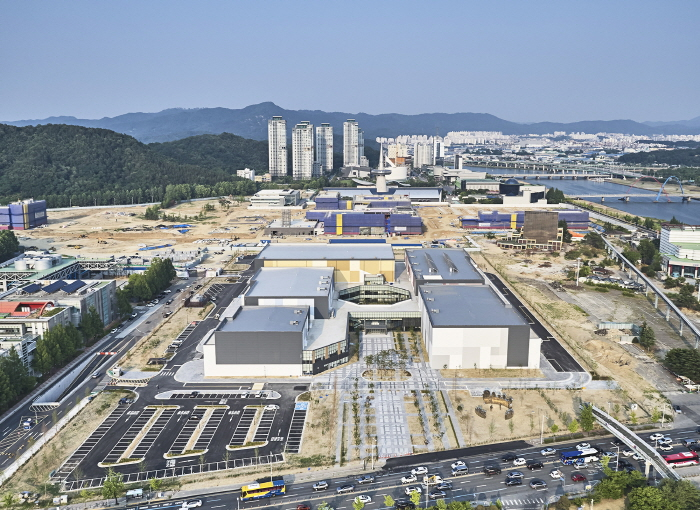 〔에이앤뉴스가 본 건축〕 국내 최대 규모의 다목적 영상종합시설을 갖춘 대전 스튜디오 큐브