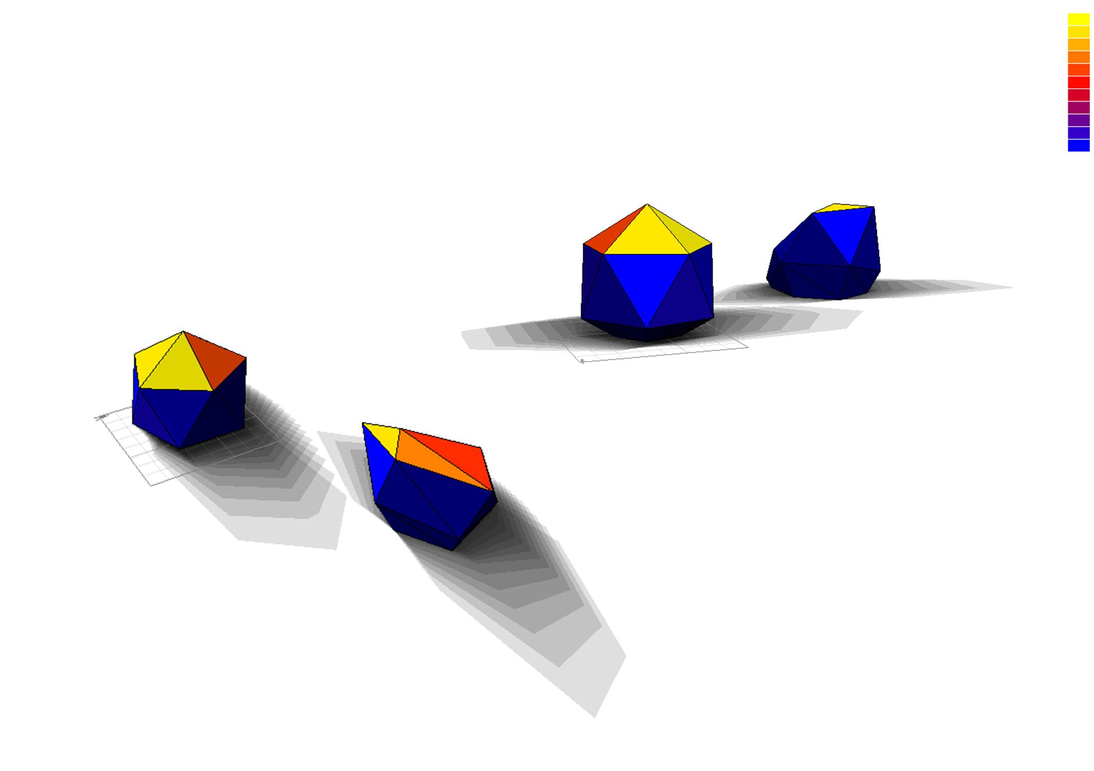 〔안정원의 디자인 칼럼〕 20개의 삼각형 모듈로 구현한 소라를 닮은 독특한 파빌리온 2