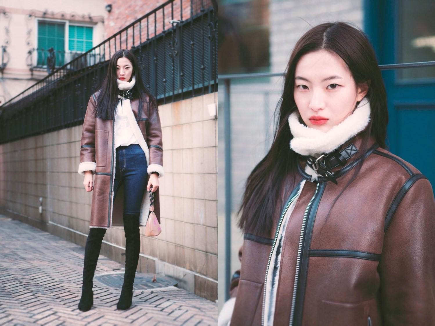 모델 김명진의 '남심 저격' 여친룩 아이템은?