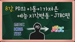 PD의 대이동: 예능 명가 JTBC 일군 이적 PD들