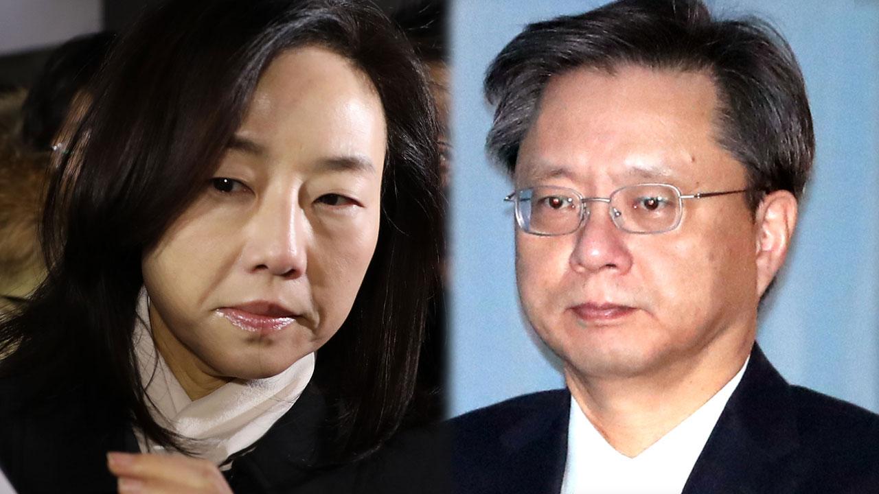 [취재N팩트] 조윤선·우병우, 모두 기각...하지만 엇갈린 운명