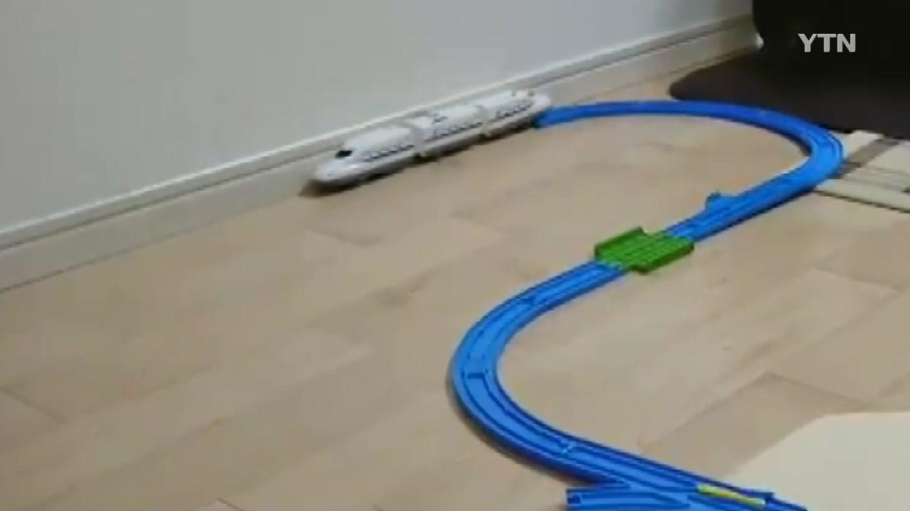 """레일이 끊겨도...""""기차는 달리고 싶다"""""""