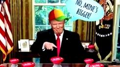 """[취재N팩트] 트럼프 '핵 버튼' 트윗에 비판 봇물...""""핵전쟁 우려"""""""