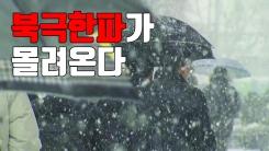 [자막뉴스] 북미 덮친 북극 한파, 이번주에 한반도로