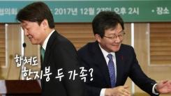 [팔팔영상] 국민의당 '한지붕 두 가족', 그 기원을 찾다