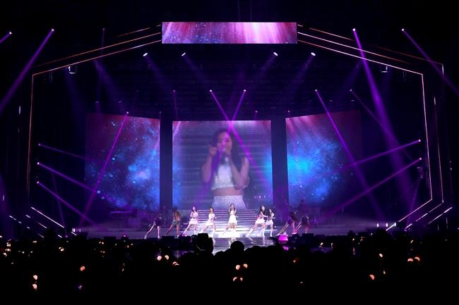 에이핑크, 팬 향한 핑크빛 사랑 여전…8년 차의 위엄(종합)