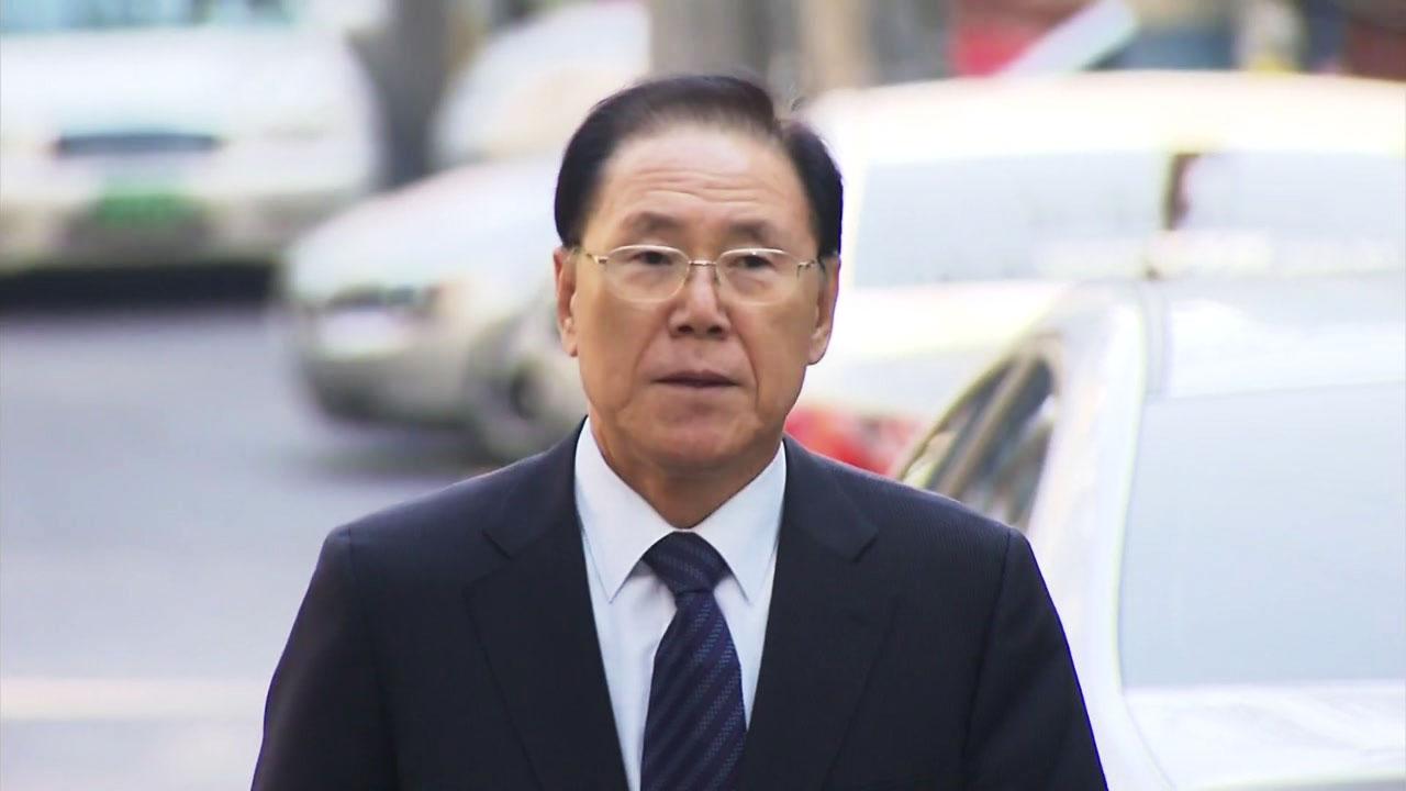 검찰, 'MB 집사' 김백준 소환 재통보