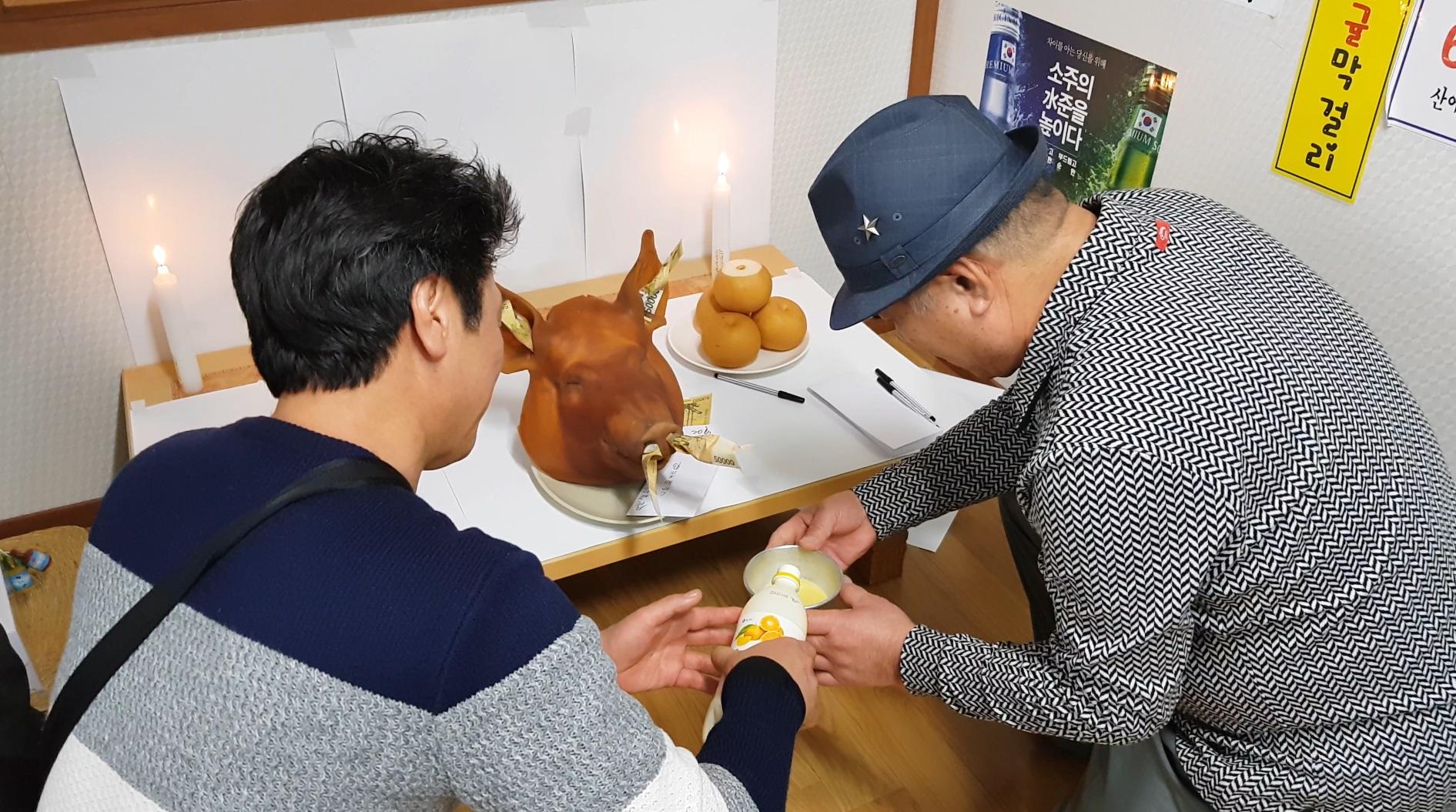 한국낚시발전협의회, 제주 우도서 워크샵 개최...낚시계 무탈 기원 고사 지내