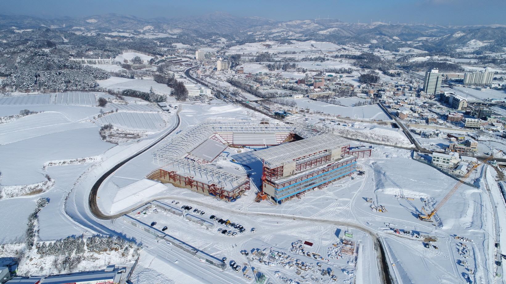 〔안정원의 디자인 칼럼〕 전 세계인의 하나된 열정이 펼쳐질 2018 평창 동계올림픽 대회1