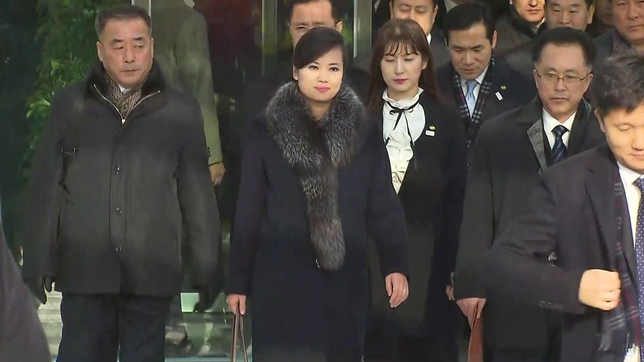 北 공연 점검단 방남...서울 온 현송월
