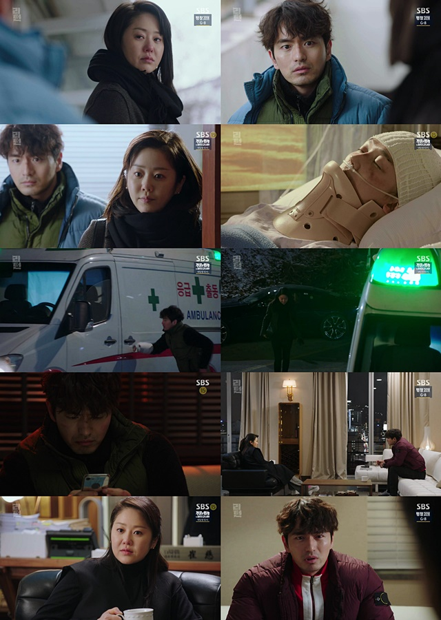 '신성록, 김형묵 살해'...'리턴' 16.0%로 자체 최고·수목극 독주