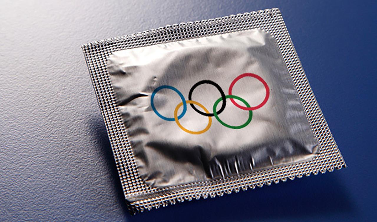 평창올림픽, 선수들에게 콘돔 11만 개 무료 배포