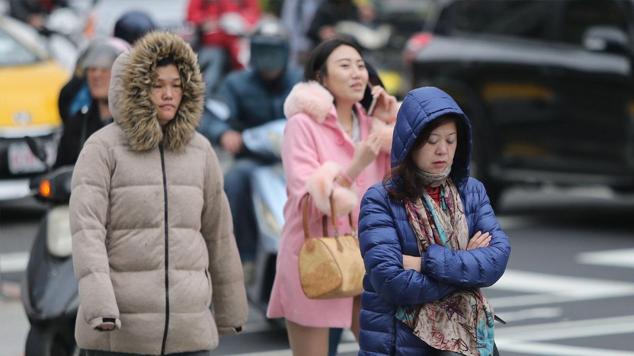 온난한 기후 익숙한 대만, 영상 10도 한파에 134명 사망