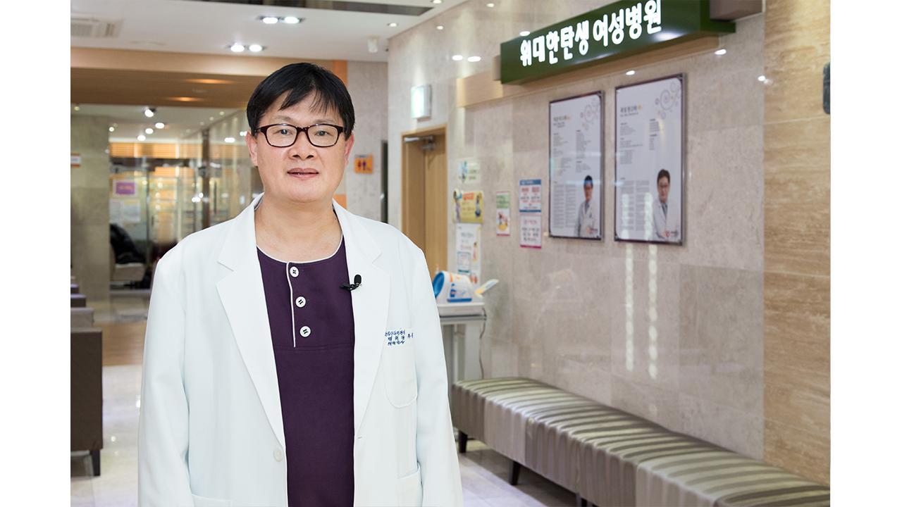 초음파로 자궁근종 치료하는 '하이푸' 시술