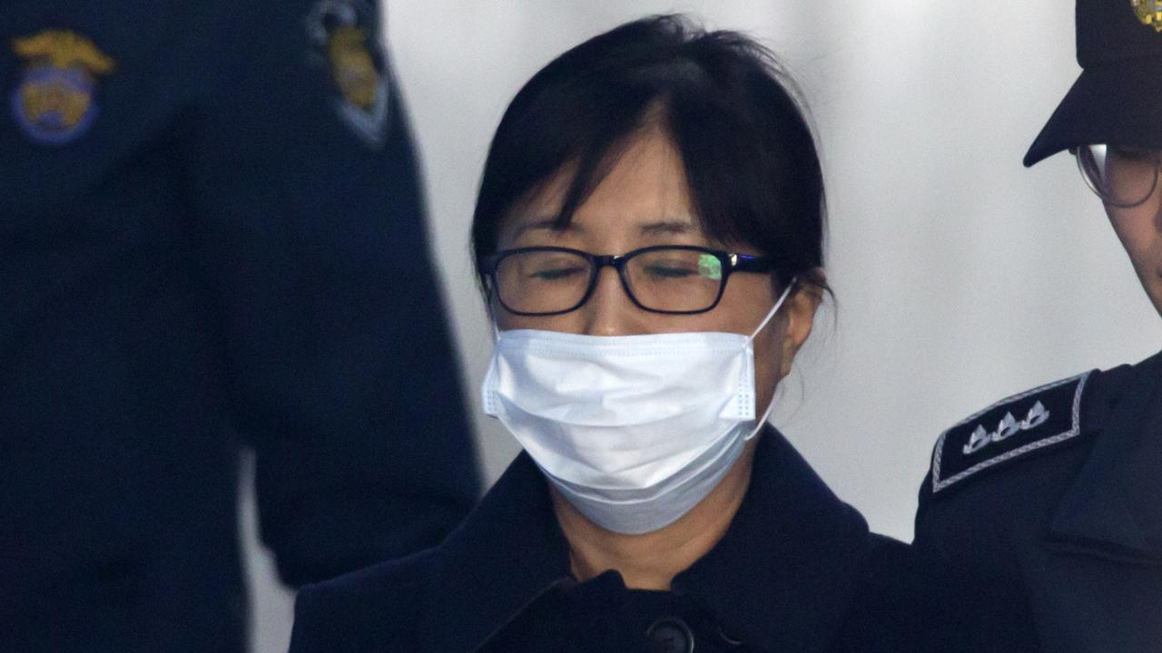 [속보] 최순실 징역 20년·신동빈 징역 2년 6개월·안종범 징역 6년