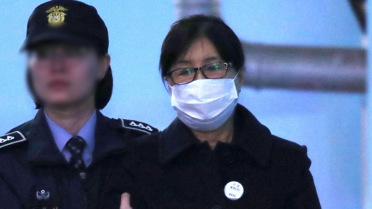 '국정농단' 최순실 구속에서 징역 20년 선고까지