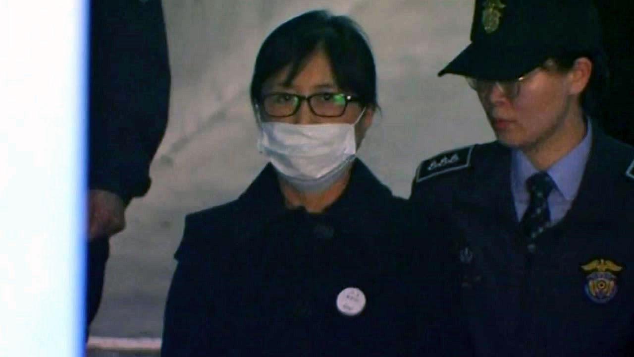 '국정농단 주범' 최순실 1심 징역 20년 선고