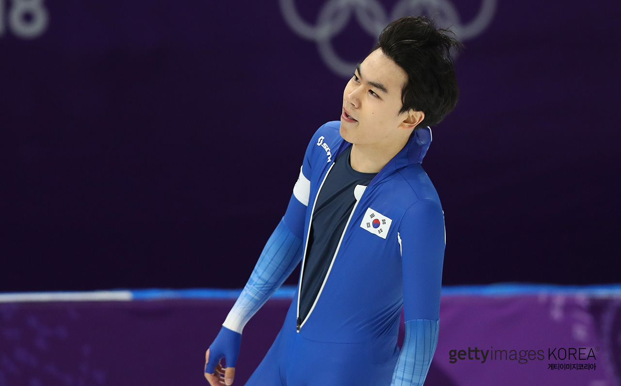 김민석이 동메달 확정 짓고 달려가 와락 껴안은 코치의 정체