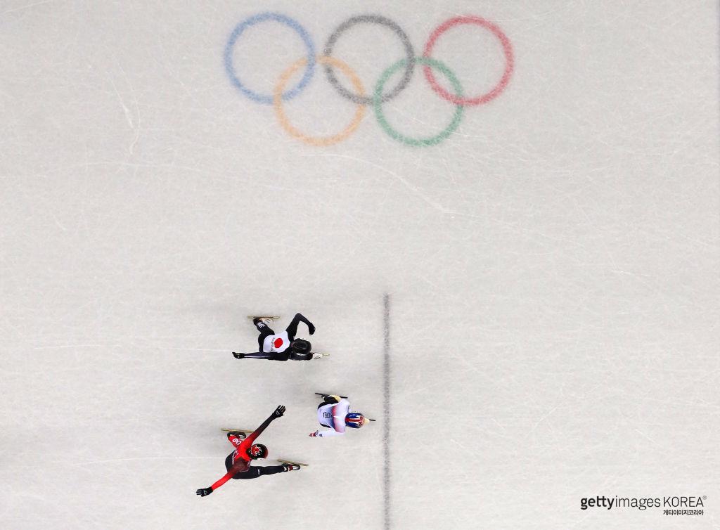 국내는 물론 세계 선수가 극찬한 평창 올림픽의 빙질