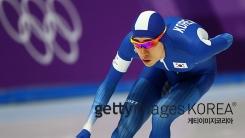 이승훈 빙속 10,000m 한국신기록 세우며 4위