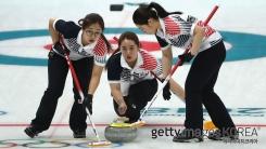 여자 컬링, 세계2위 스위스 꺾고 2승 1패
