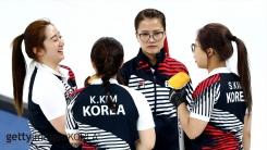 여자컬링, 세계랭킹 4위 영국도 격파