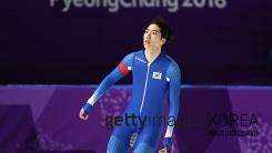 차민규, 깜짝 은메달...0.01초 차 '아깝다'