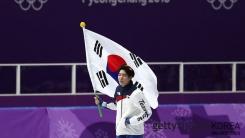 차민규, 500m 은메달 추가