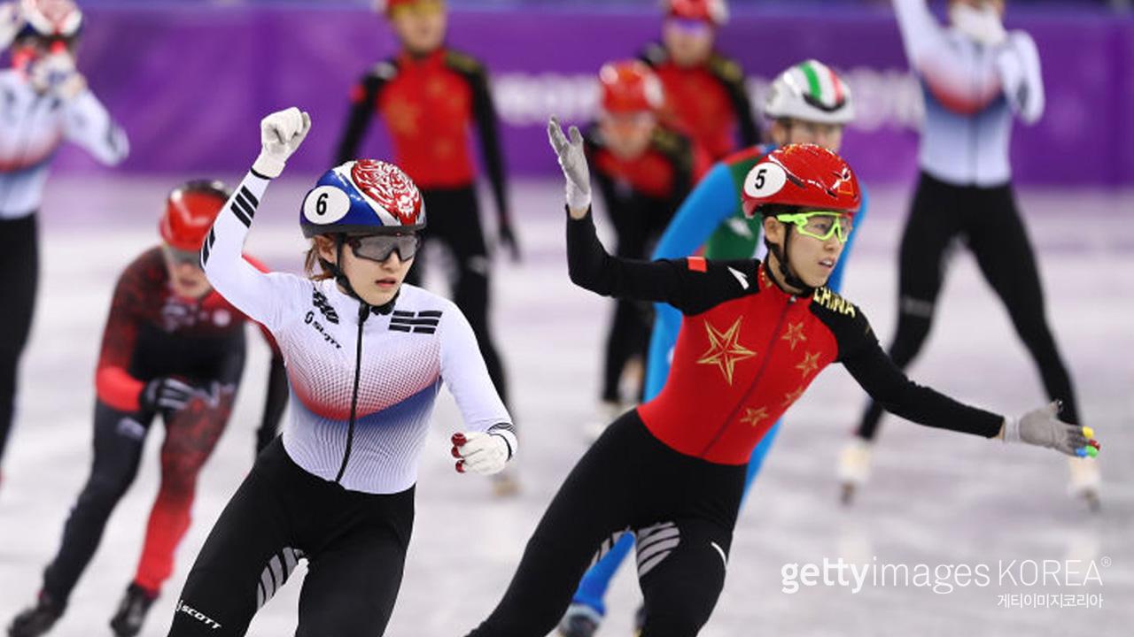 '쇼트트랙 여자 3000m 계주' 중국, 실격된 진짜 이유