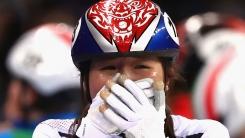 김아랑, 스케이트 날에 베인 부상 트라우마 이겨내고 '금메달'