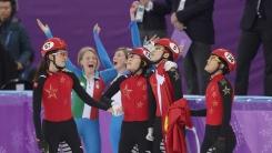 """'쇼트트랙' 중국, '실격 판정'에 """"베이징 올림픽은 공정할 것"""""""
