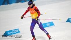 한국, 첫 출전 여자 바이애슬론 계주 18위
