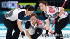 [속보] 여자 컬링, 아시아 최초 올림픽 은메달 획득