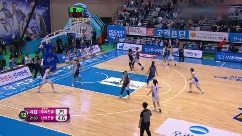 우리은행, 정규리그 6년 연속 1위