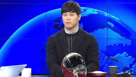 아시아 최초 썰매 金...'아이언맨' 윤성빈