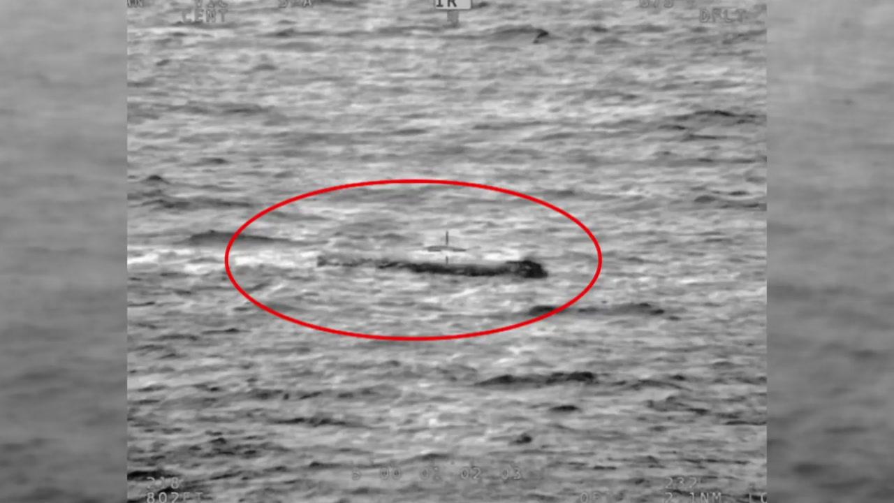 통영 앞바다 어선 전복... 8명 사망·실종