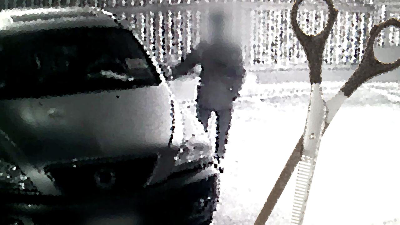 가위로 차 문 뜯어 35대 차량털이한 40대 남성
