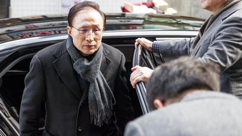 """이명박 소환 D-1...""""검찰수사는 정치보복"""""""