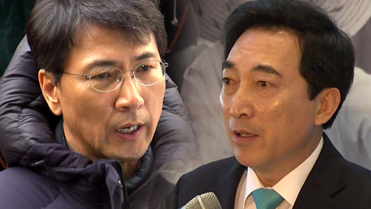 안희정 집무실 등 압수수색...박수현 '국민배심원제' 승복