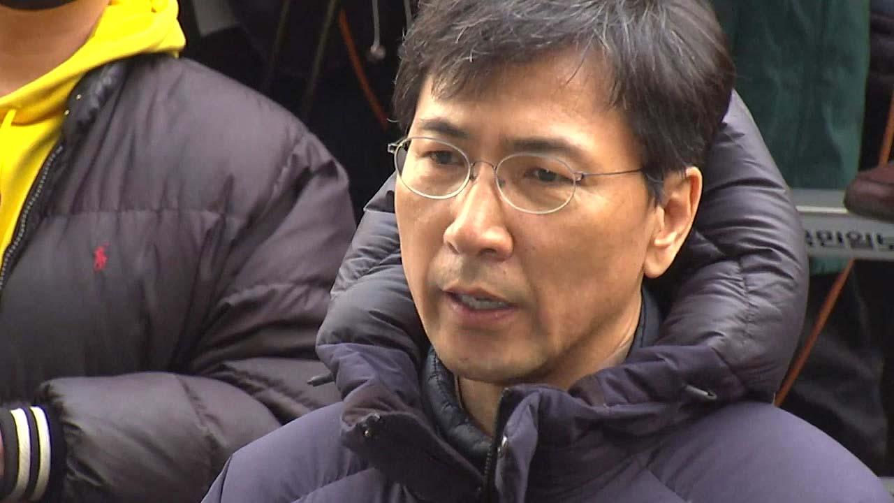 '안희정 성폭행' 두 번째 폭로자, 검찰에 고소