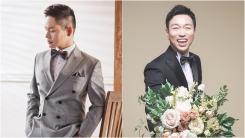 """""""개그맨 장가가는 날""""…김형인·심재욱, 오늘(17일) 나란히 결혼"""