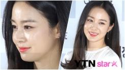 김태희, 출산 이후 첫 공식행사...'오늘 생일이에요~'